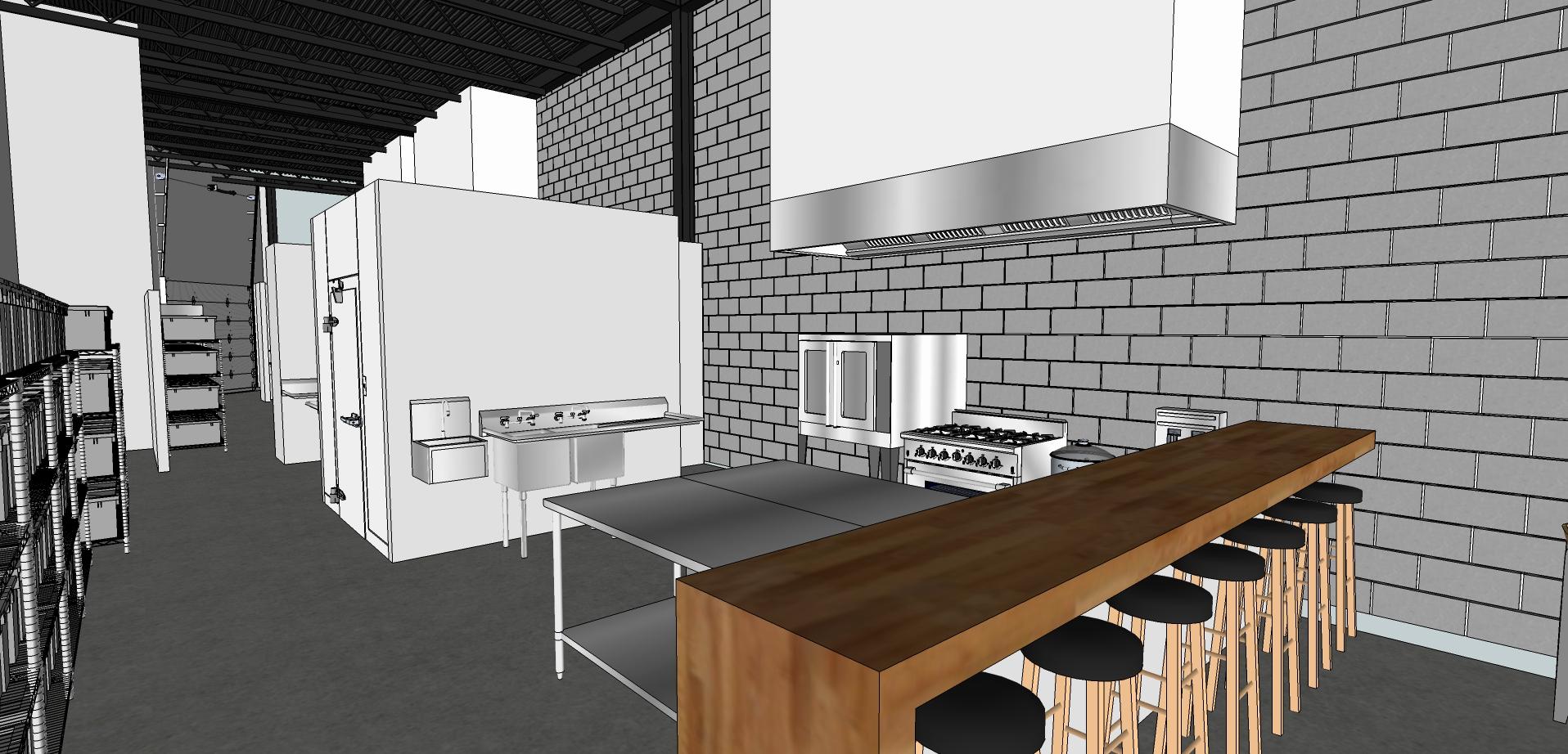 ottawa commercial kitchen cauldron incubator commissary - Kitchen Incubator