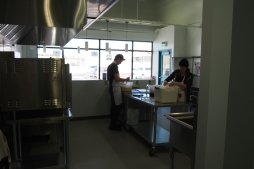 chefs crafting delicious vegetarian food