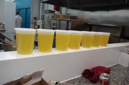 broth, beer, kitchen