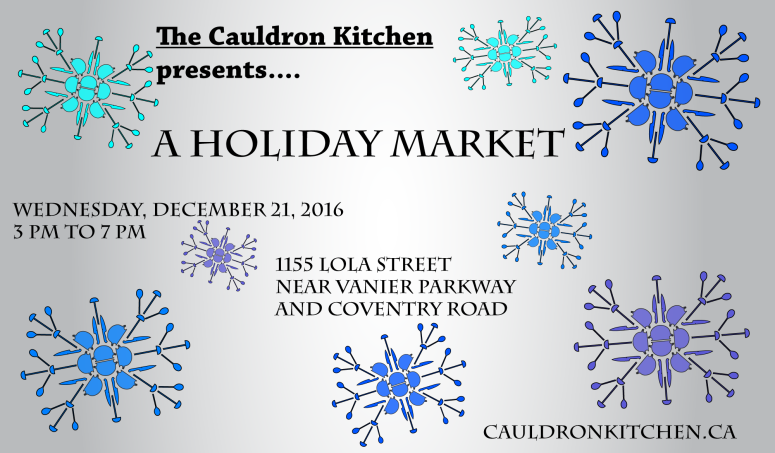 Holiday Market flyer